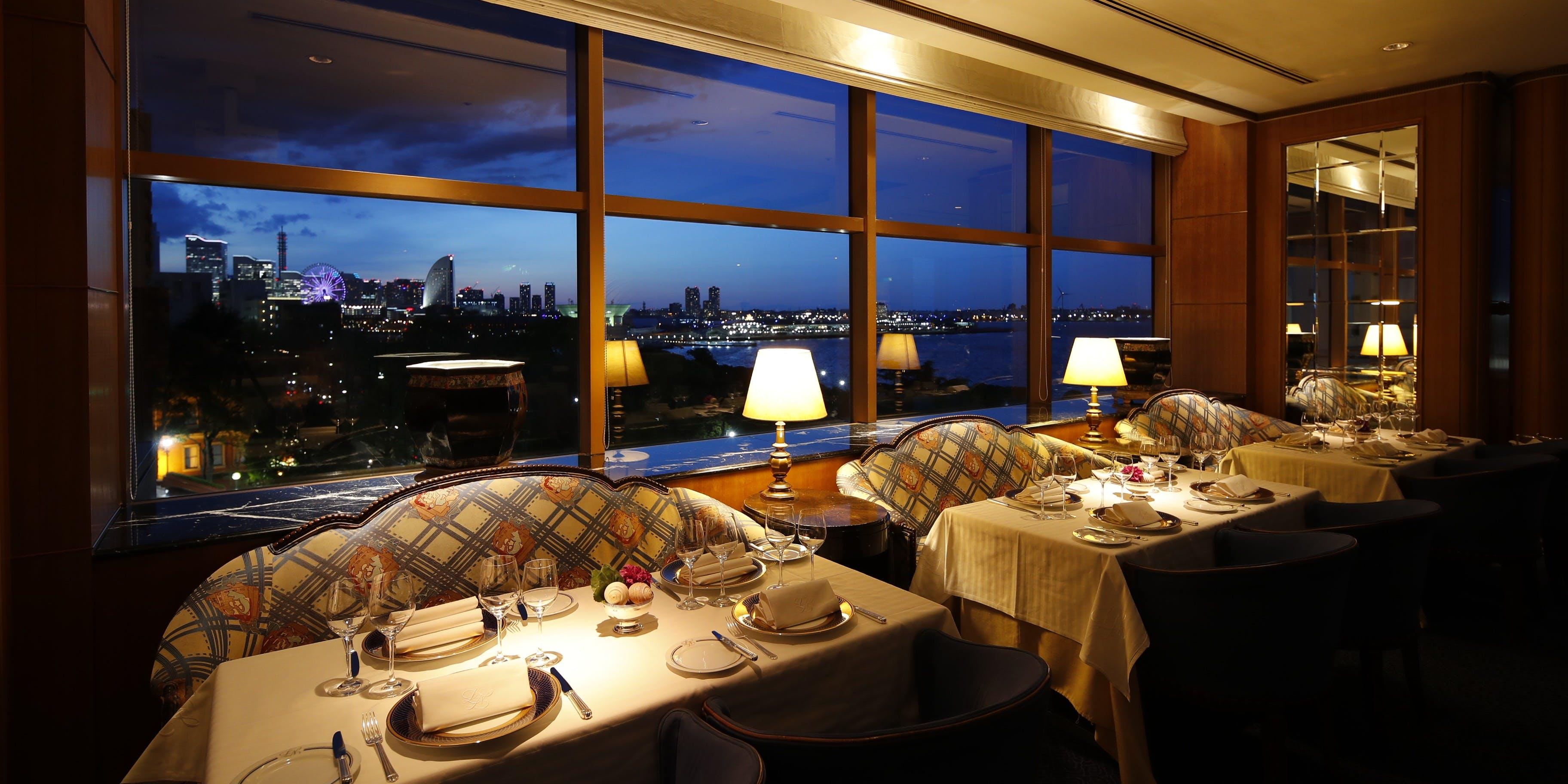 記念日におすすめのレストラン・ル・ノルマンディ/ホテルニューグランドの写真2