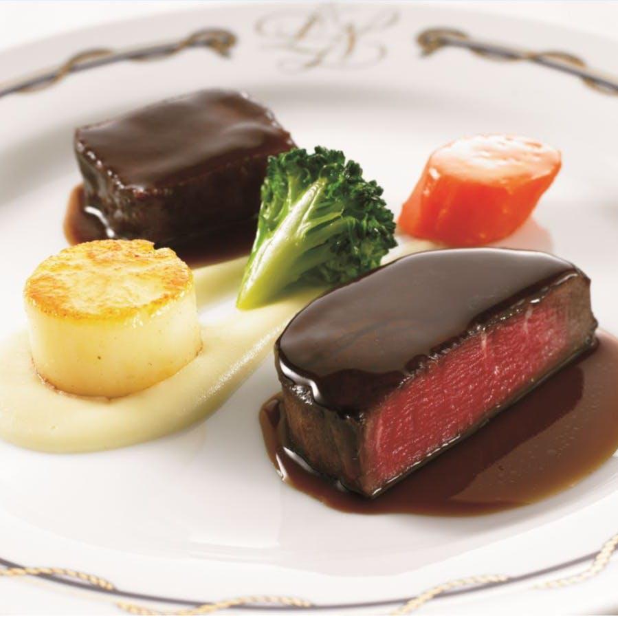 【ル・ノルマンディ スペシャリテ】食いしん坊の一皿