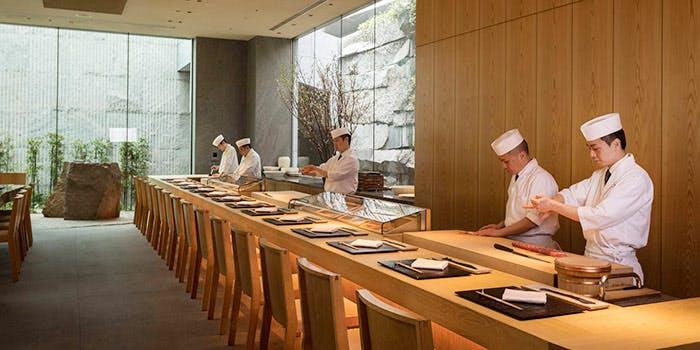 記念日におすすめのレストラン・六緑/グランド ハイアット 東京の写真2