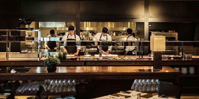 記念日におすすめのレストラン・オーク ドア/グランド ハイアット 東京の写真2