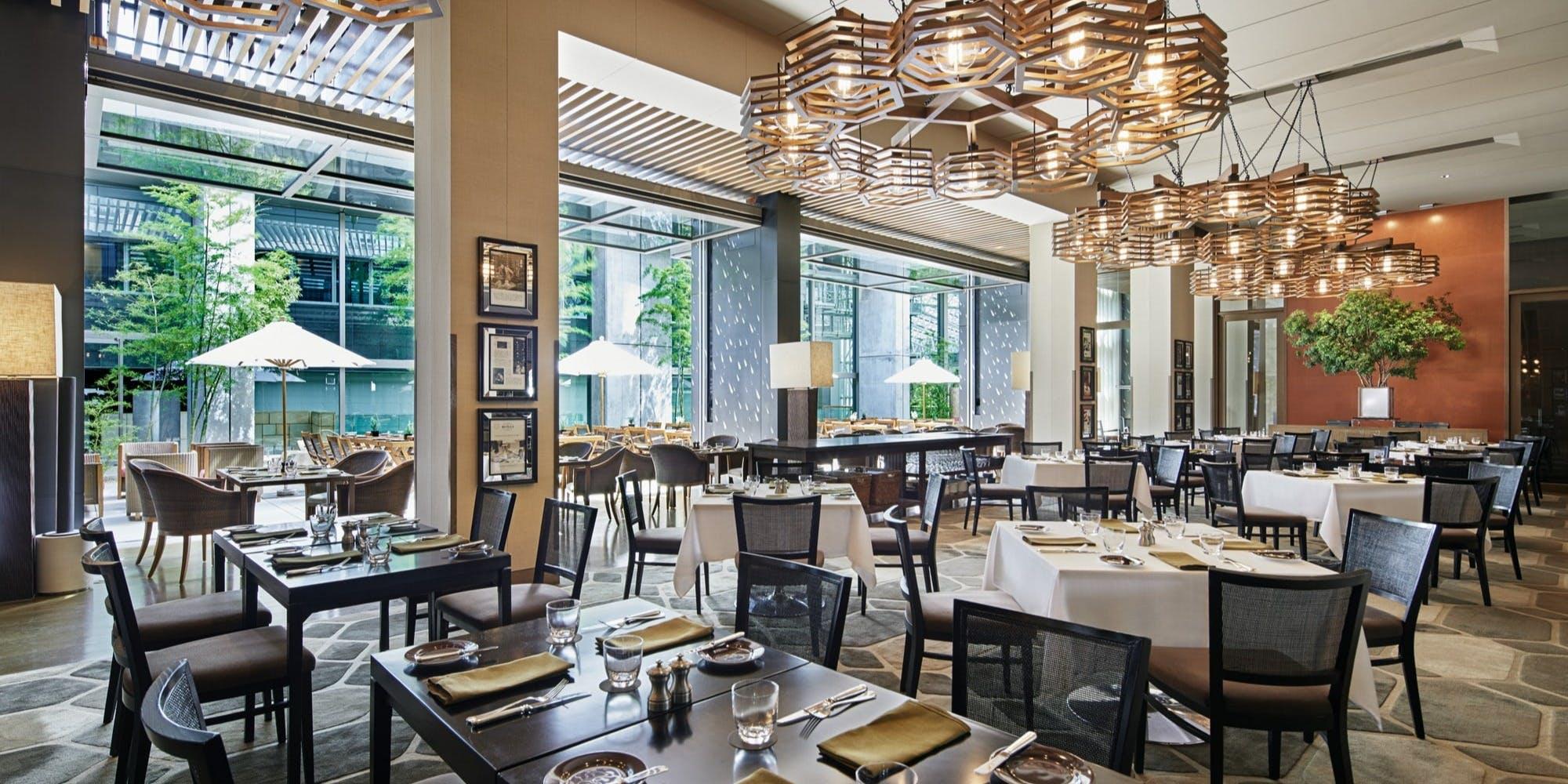 記念日におすすめのレストラン・オーク ドア/グランド ハイアット 東京の写真1