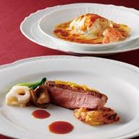 オークラの伝統に現代の洗練を重ねた本物のフランス料理