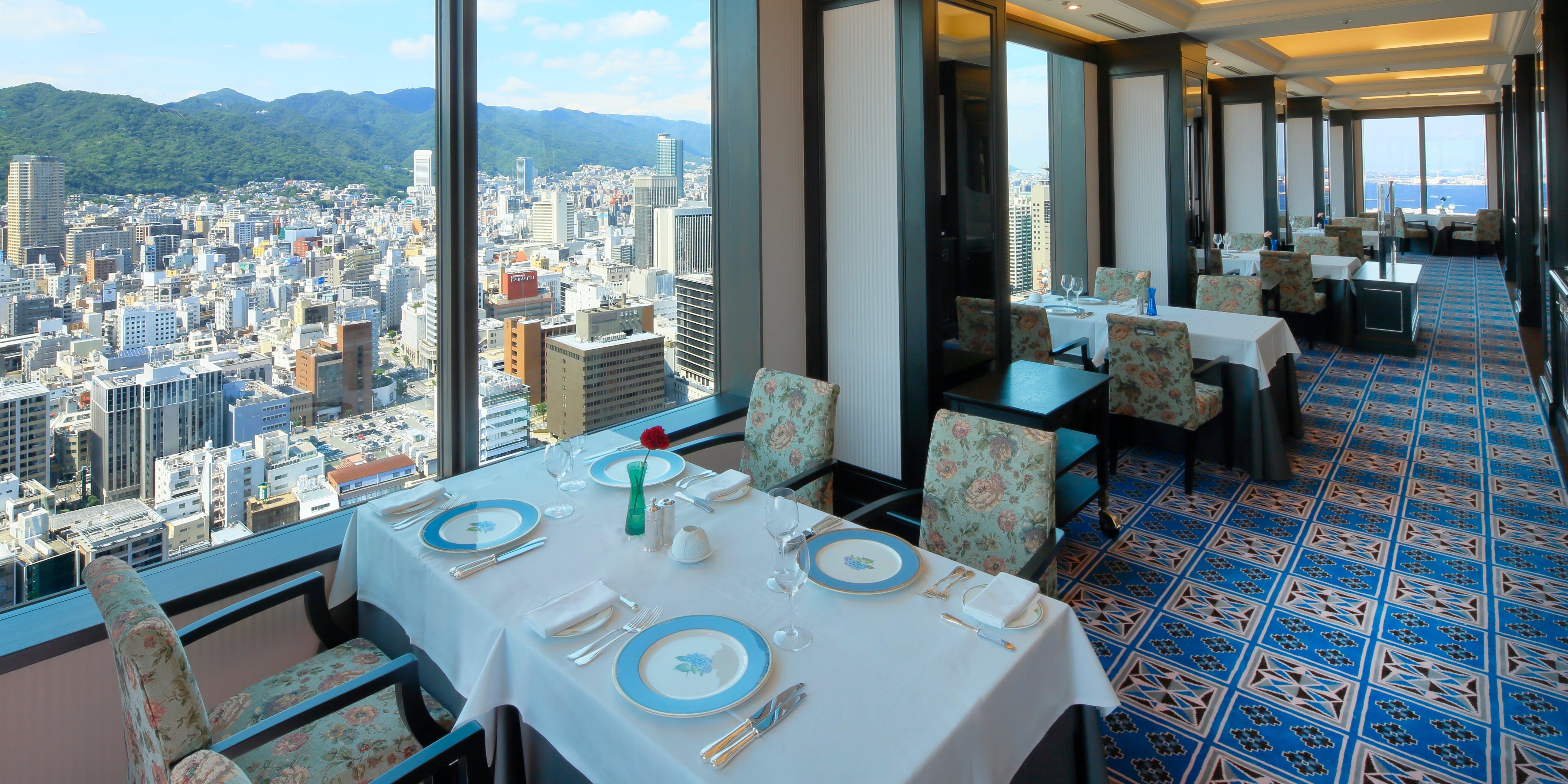 記念日におすすめのレストラン・レストラン エメラルド/ホテルオークラ神戸の写真1