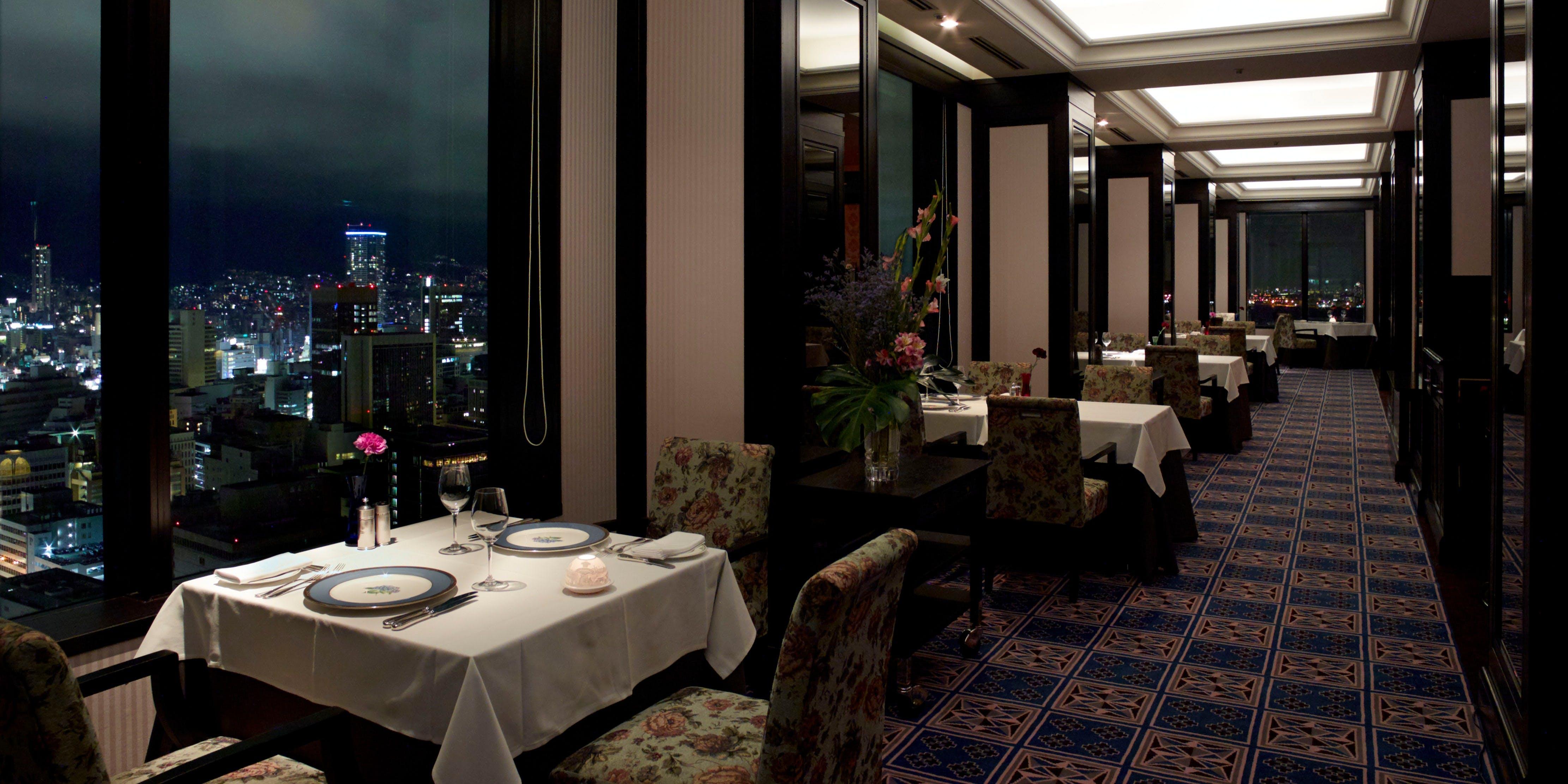 記念日におすすめのレストラン・レストラン エメラルド/ホテルオークラ神戸の写真2