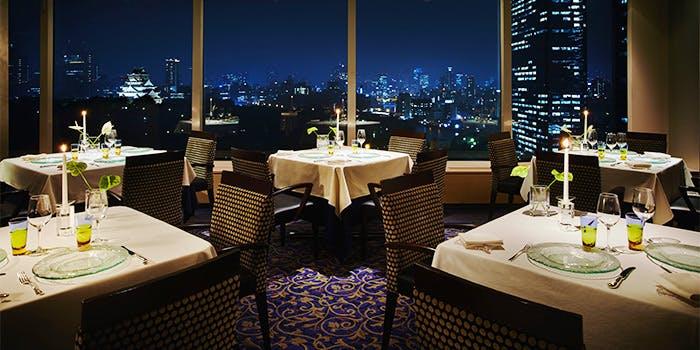 記念日におすすめのレストラン・SAKURA ホテルニューオータニ大阪の写真1