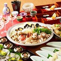 日本酒とともに味わう、旬の素材