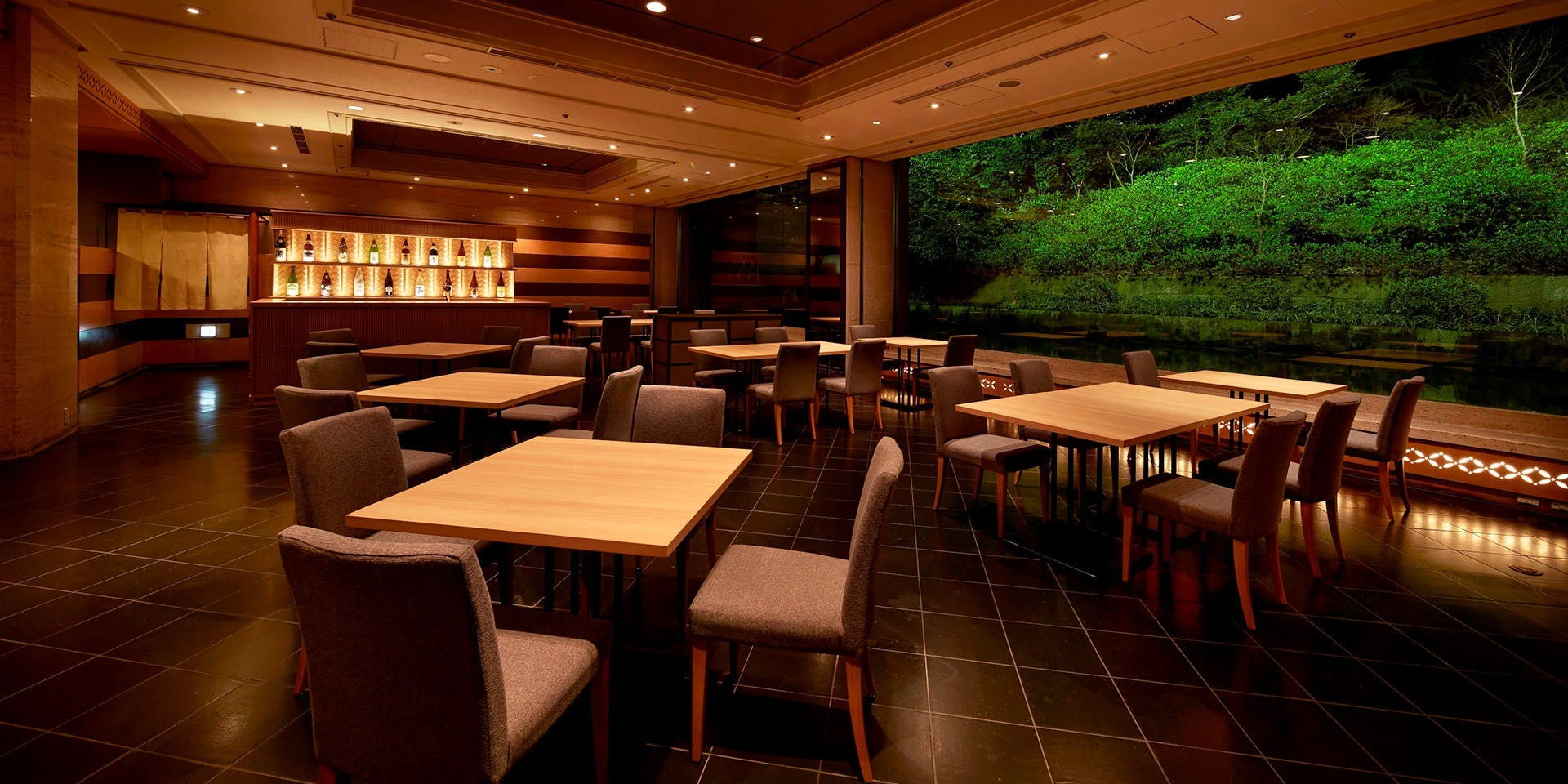 記念日におすすめのレストラン・和食 清水/東京プリンスホテルの写真1