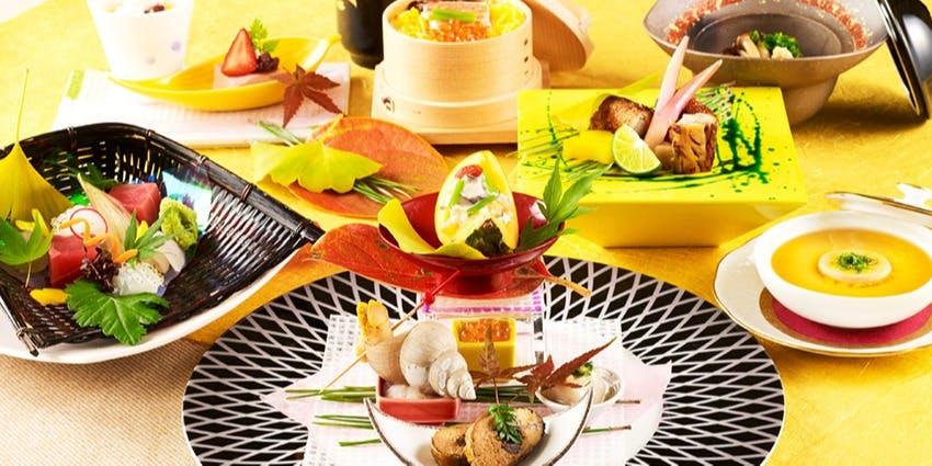 記念日におすすめのレストラン・和食 清水/東京プリンスホテルの写真2