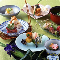 季節の美味しさを京懐石でどうぞ