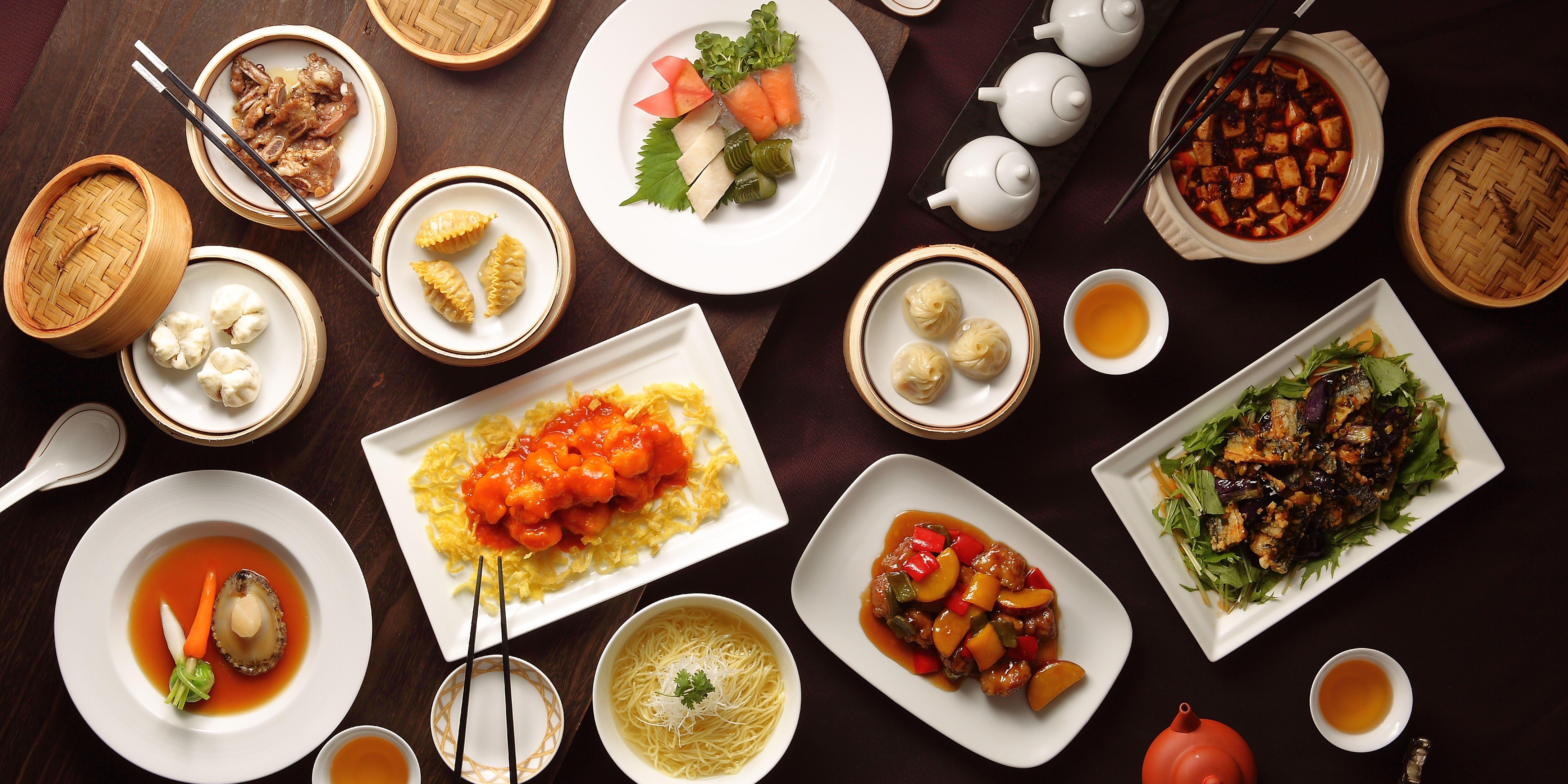 記念日におすすめのレストラン・桃花春/神戸メリケンパークオリエンタルホテルの写真2