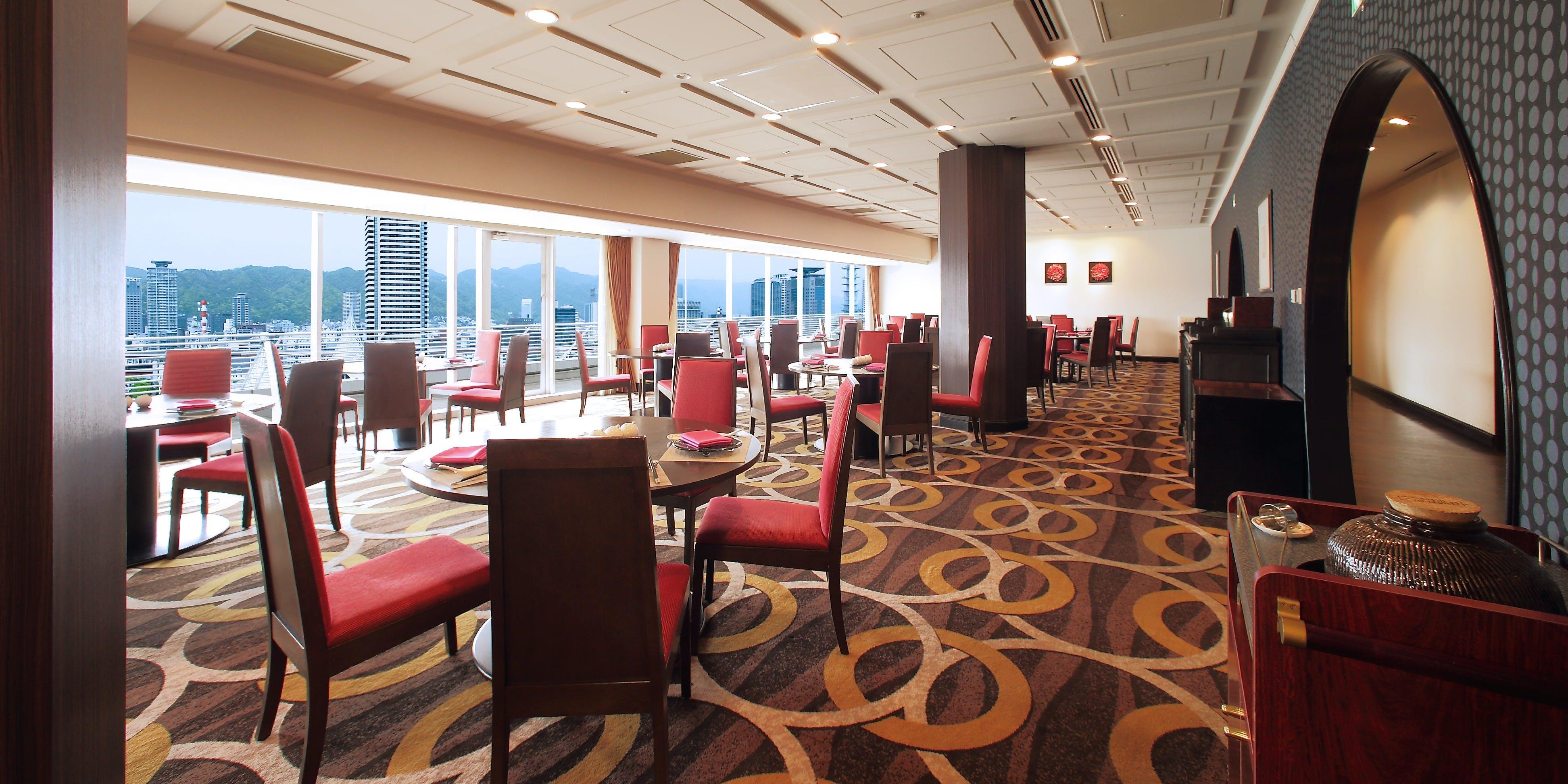 記念日におすすめのレストラン・桃花春/神戸メリケンパークオリエンタルホテルの写真1
