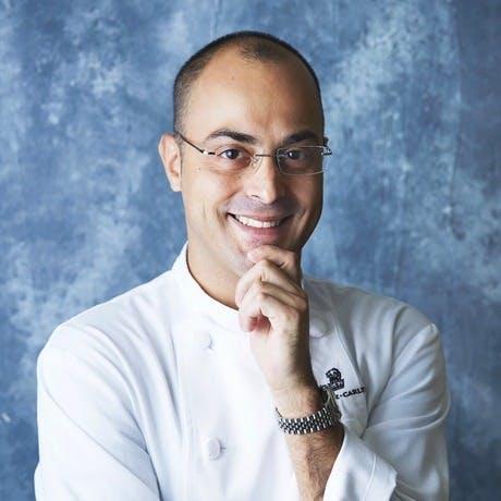 イタリア出身のシェフが腕をふるう本場のイタリア料理