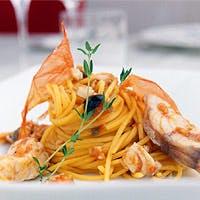サンティンの指揮下に、ミラノと同じ素材、同じ料理を東京で