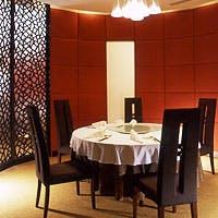 お料理を分け合って楽しむ中国料理は、和やかな宴を演出