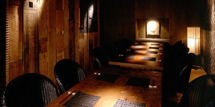 記念日におすすめのレストラン・春秋 ツギハギ 日比谷の写真1