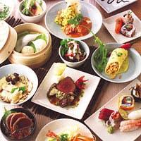 本格的なアジア各国料理より、お好きなものをお好きなだけお召し上がりください