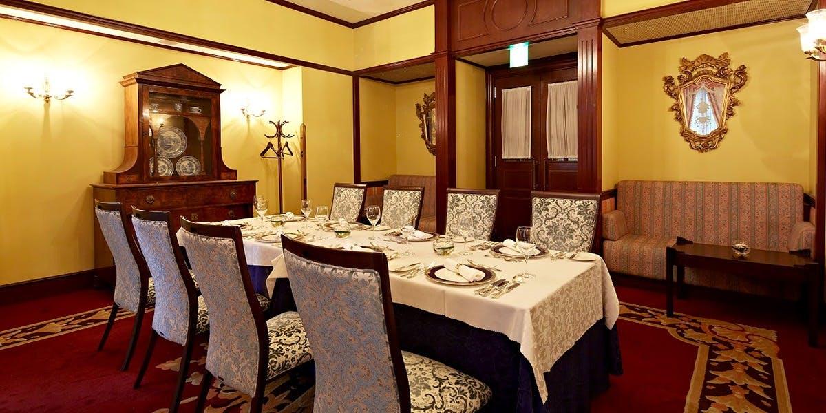 記念日におすすめのレストラン・エスカーレ ホテルモントレ大阪の写真2