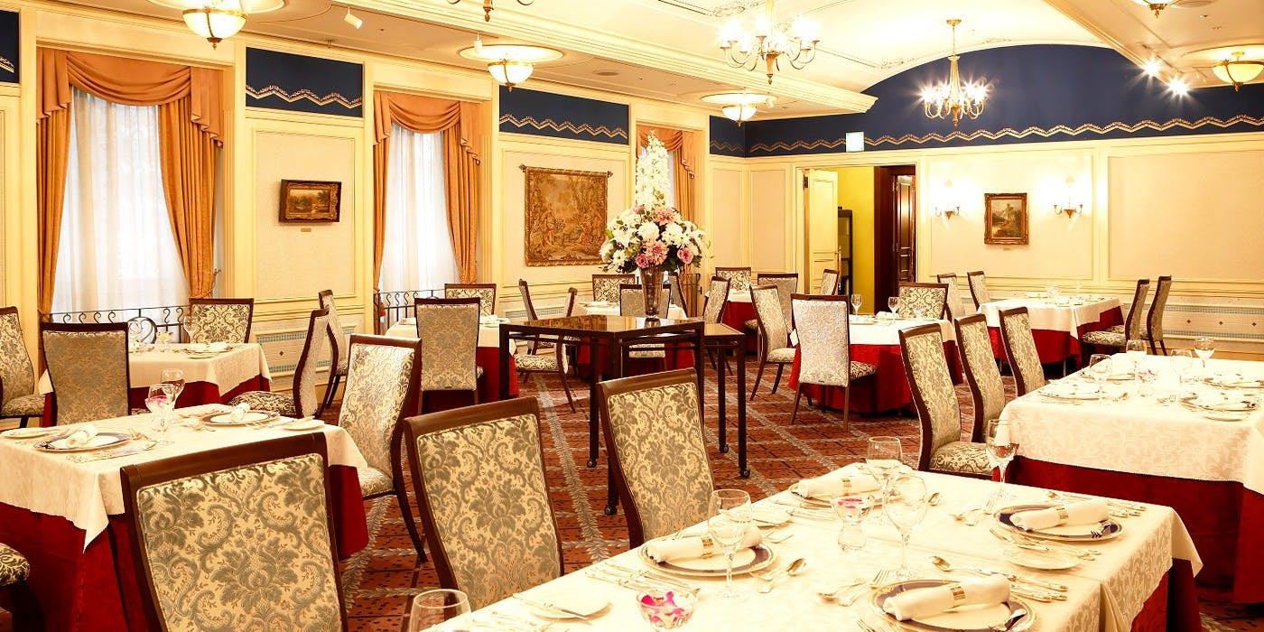 記念日におすすめのレストラン・エスカーレ ホテルモントレ大阪の写真1