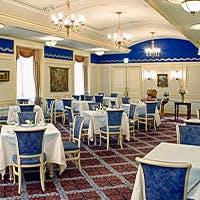 ウィーンの館をリニューアルしたフランス料理店のイメージ