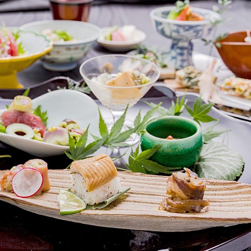 【平日限定】~宝珠~+食後の珈琲+お茶菓子(テーブル席or個室)