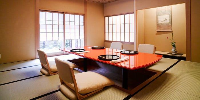 記念日におすすめのレストラン・赤坂浅田の写真1
