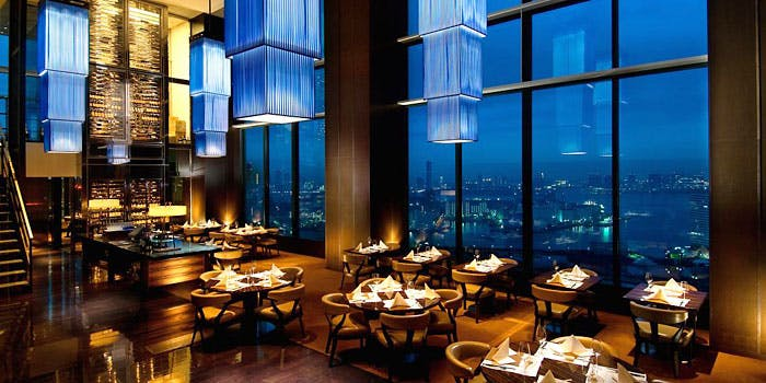 記念日におすすめのレストラン・チャイナブルーの写真1