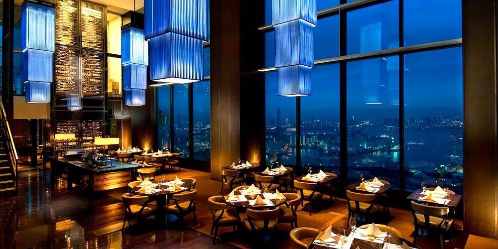 記念日におすすめのレストラン・チャイナブルー/コンラッド東京の写真1