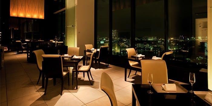 記念日におすすめのレストラン・風花/コンラッド東京の写真2