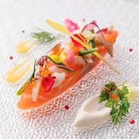 90年の歴史を持つ宝塚ホテルのフランス料理レストラン