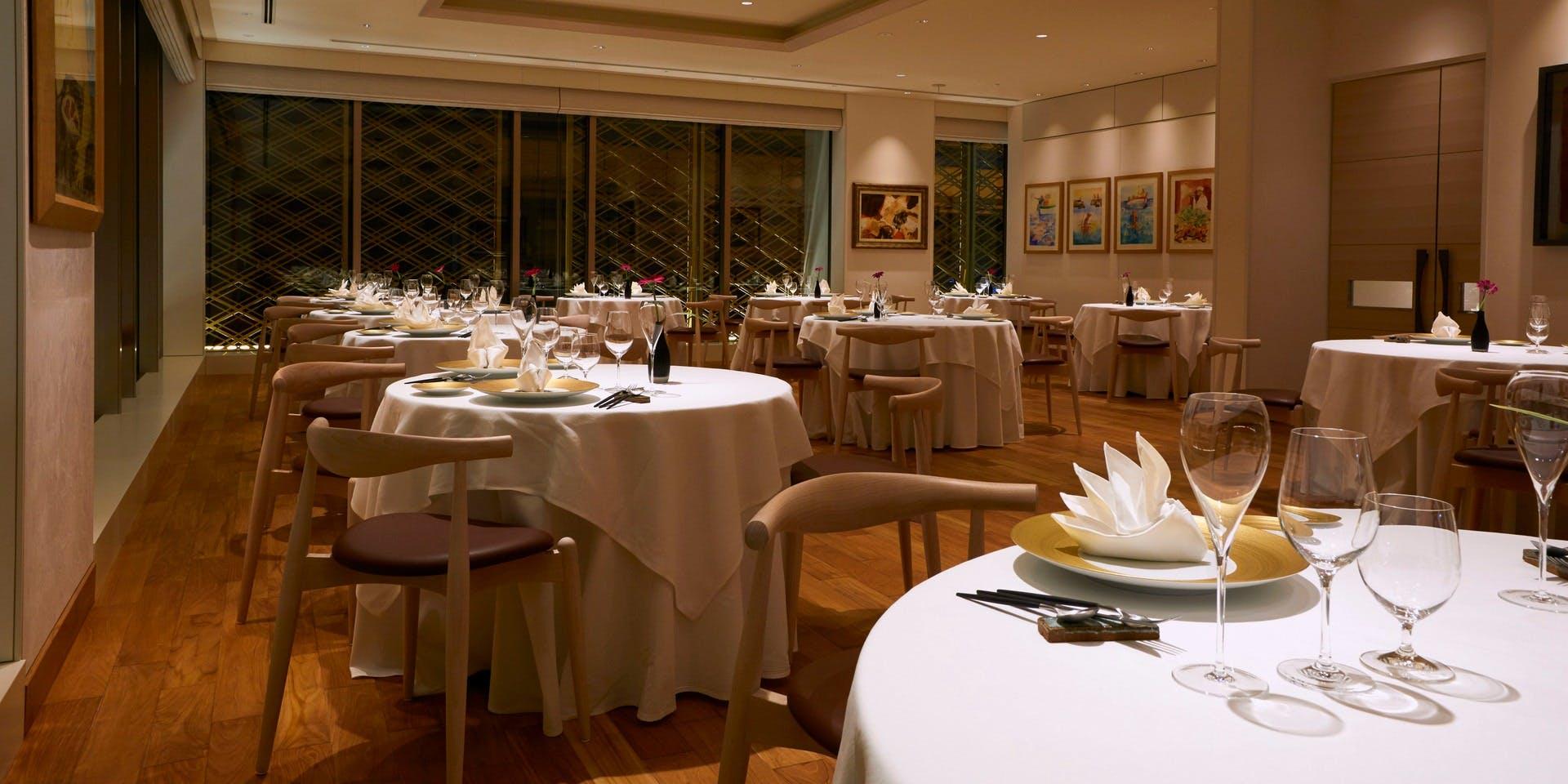 記念日におすすめのレストラン・Restaurant Sant Pau/ザ・キタノホテル東京の写真1