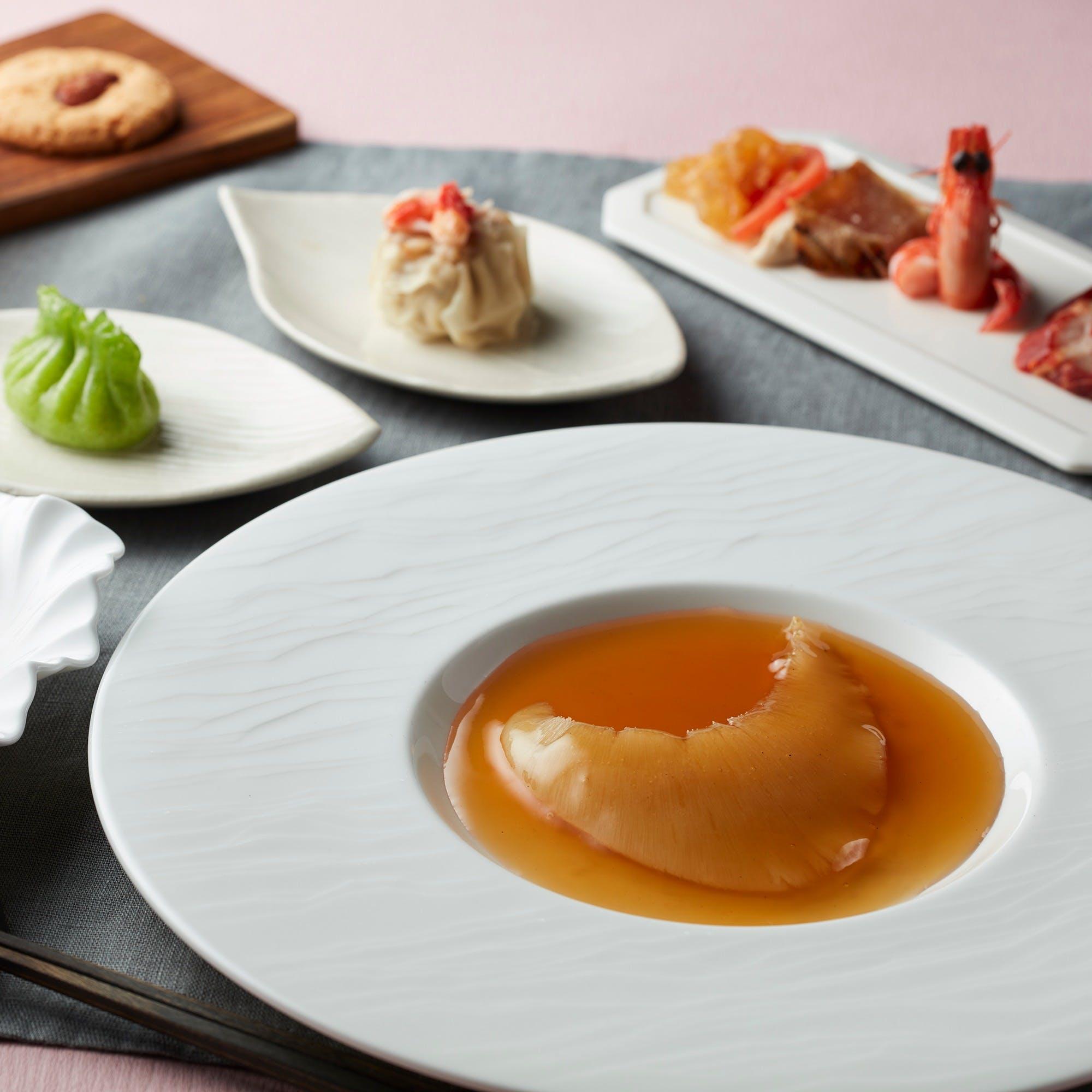 悠久の歴史の中で産まれた中国料理
