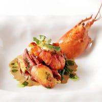 食材にこだわるシェフの想いがこもった創作欧風料理