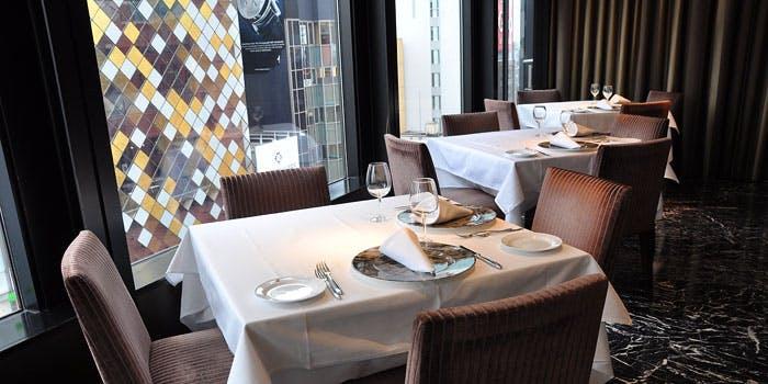 記念日におすすめのレストラン・リストランテ イルピノーロ 銀座の写真2
