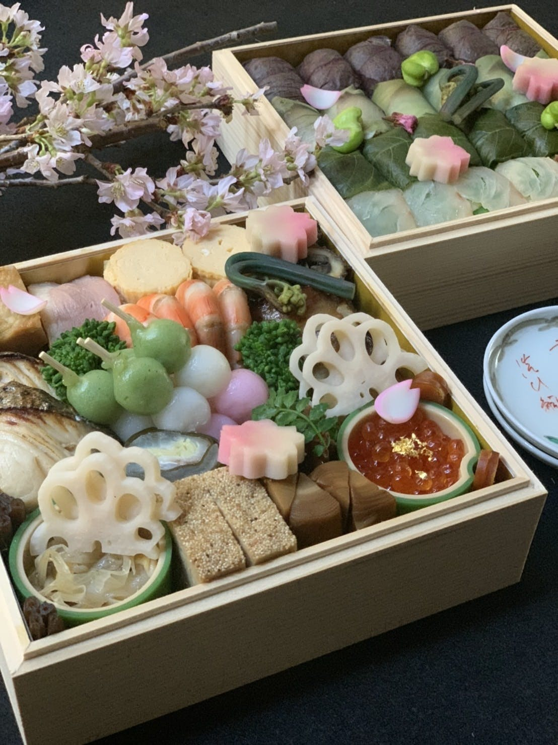 祇をん豆寅 春のお弁当 お持ち帰り始めました
