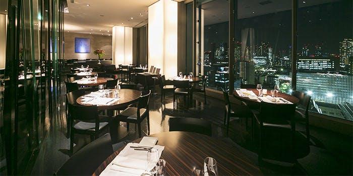 記念日におすすめのレストラン・Restaurant Sky/三井ガーデンホテル銀座プレミアの写真1