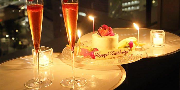 記念日におすすめのレストラン・Restaurant Sky/三井ガーデンホテル銀座プレミアの写真2