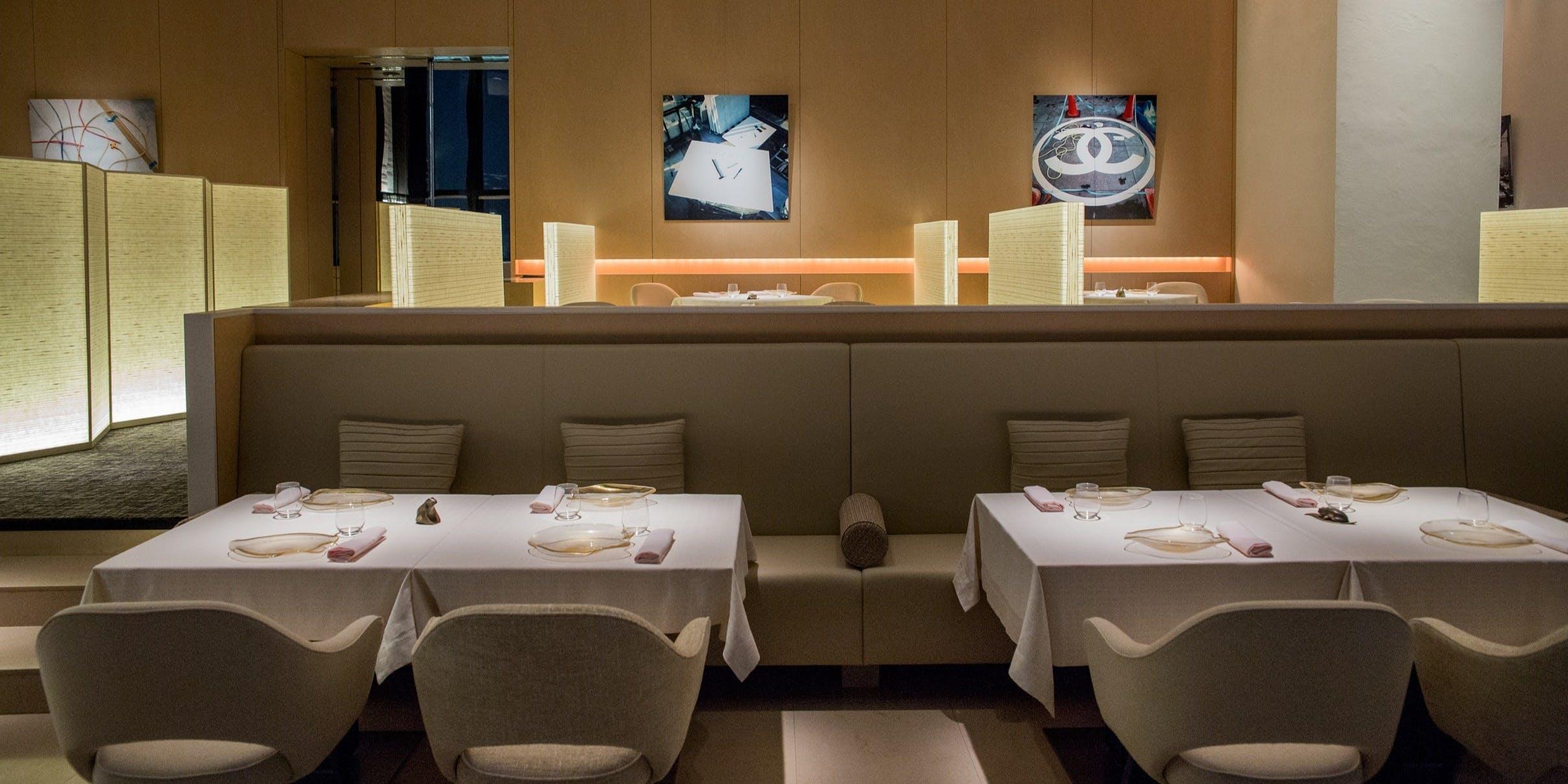 記念日におすすめのレストラン・ベージュ アラン・デュカス 東京の写真2