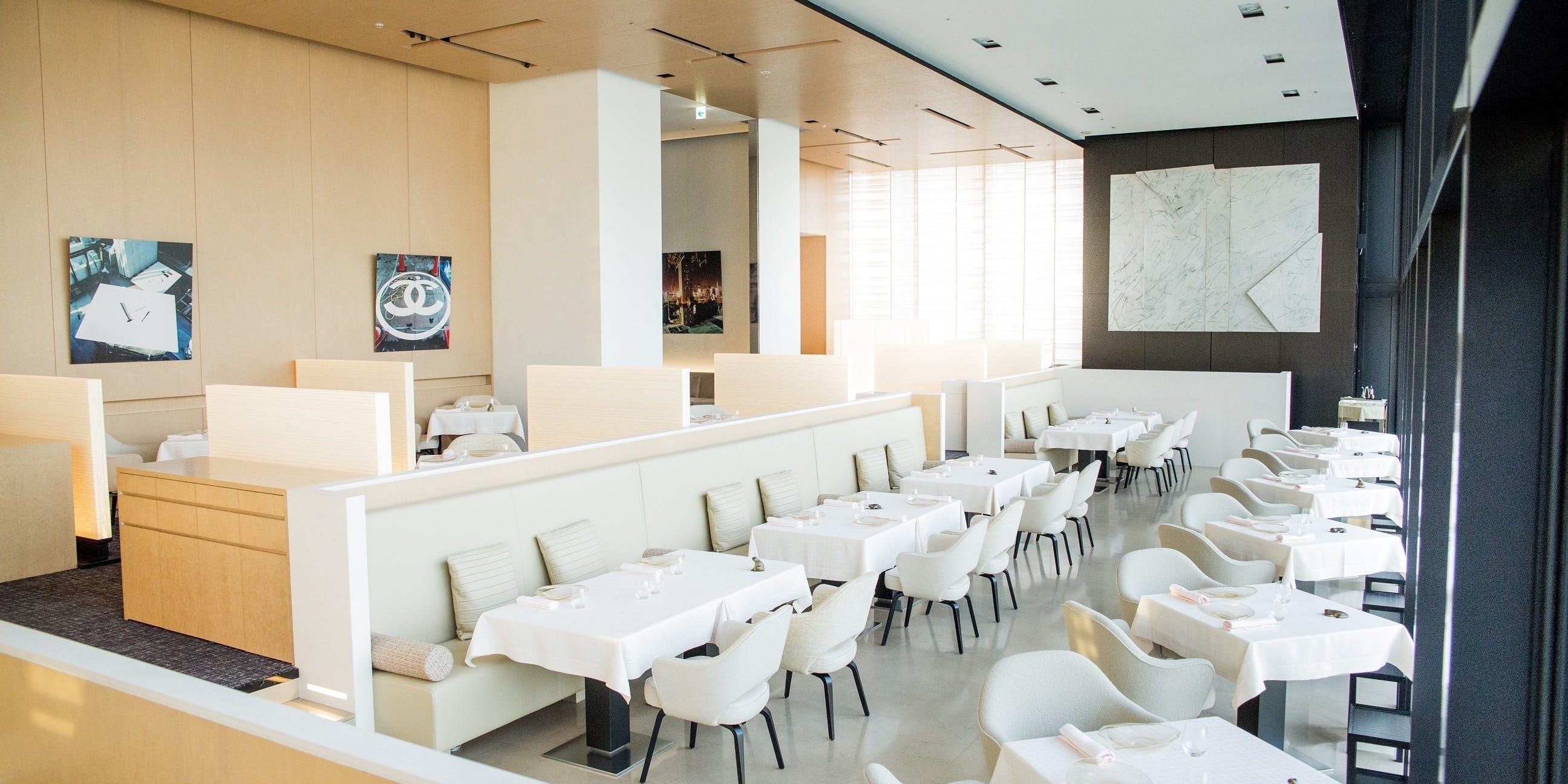 記念日におすすめのレストラン・ベージュ アラン・デュカス 東京の写真1