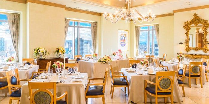記念日におすすめのレストラン・スペシャリティレストラン マルメゾン/ホテル阪急インターナショナルの写真2