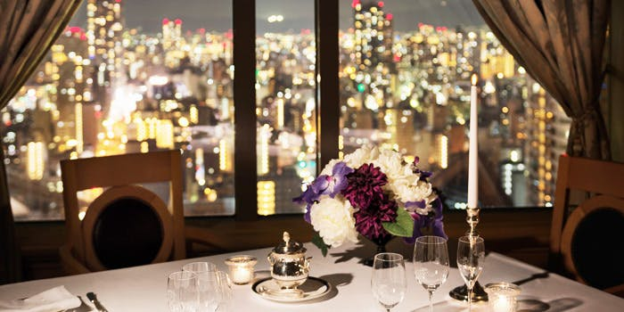 記念日におすすめのレストラン・スペシャリティレストラン マルメゾン/ホテル阪急インターナショナルの写真1