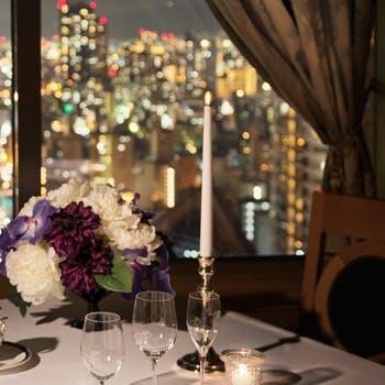 25階から見渡す眺望とハートフルなサービス