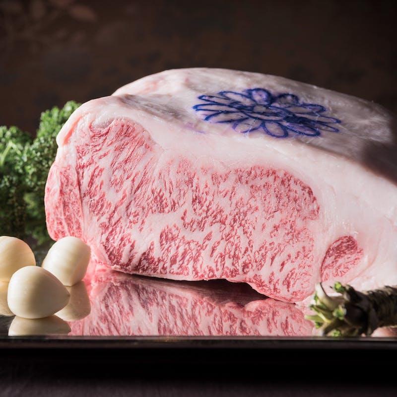【ひかり】神戸ビーフロースステーキをお得に楽しむ全6品コース