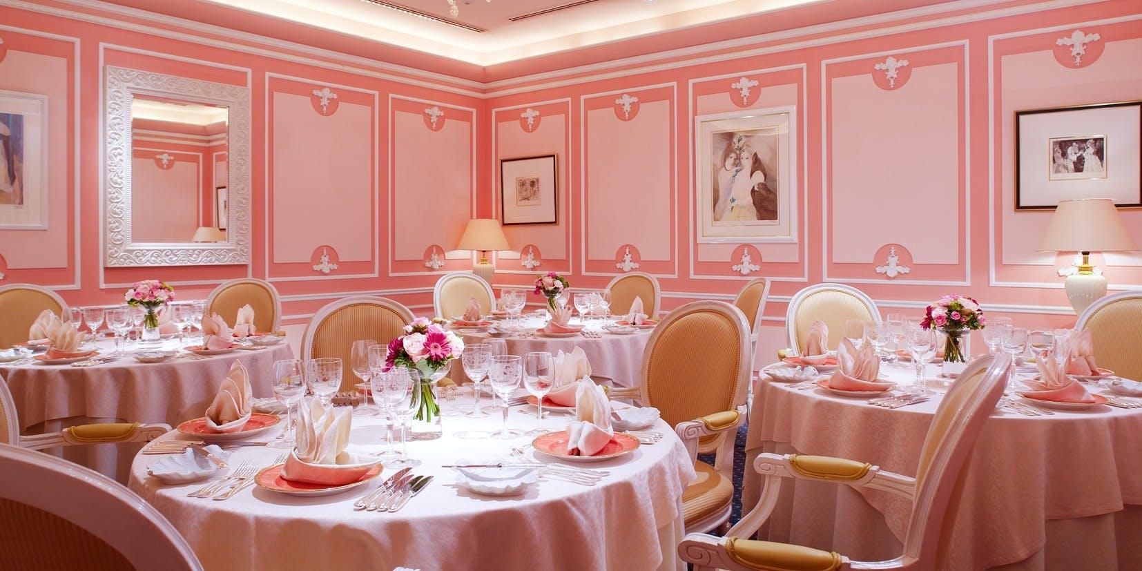 記念日におすすめのレストラン・クイーン・アリス/横浜ベイホテル東急の写真1