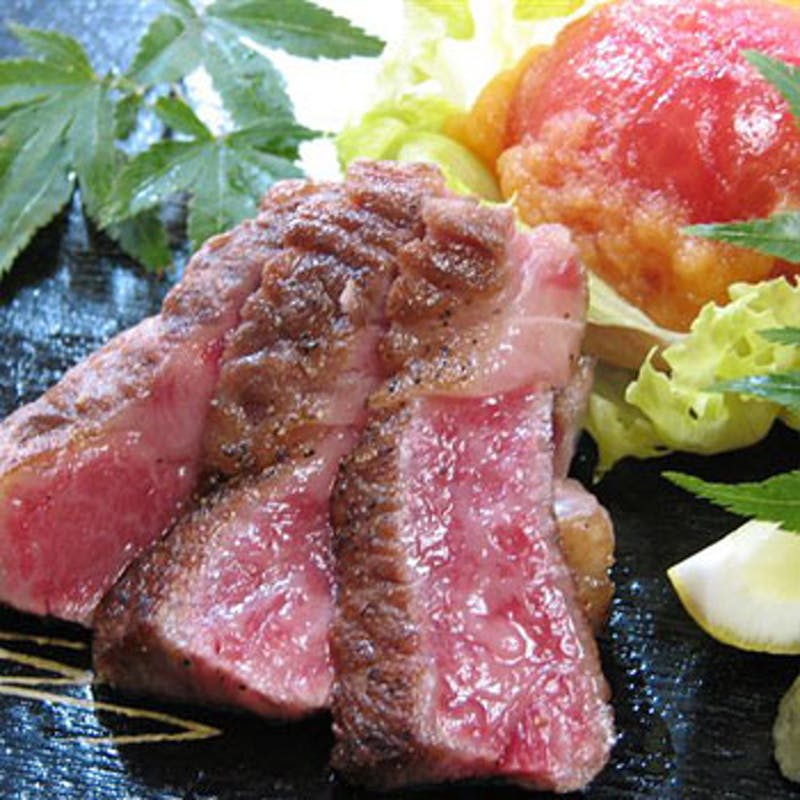 【雅】和牛ステーキ付き、季節の旬を盛り込んだ懐石コース 全8品