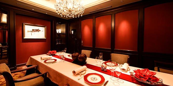 記念日におすすめのレストラン・アピシウスの写真2