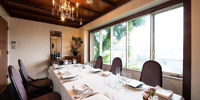 記念日におすすめのレストラン・オテル・ドゥ・ミクニの写真2