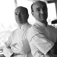 フランス料理の新しい風 気鋭の双子シェフ ジャック&ローラン=プルセル