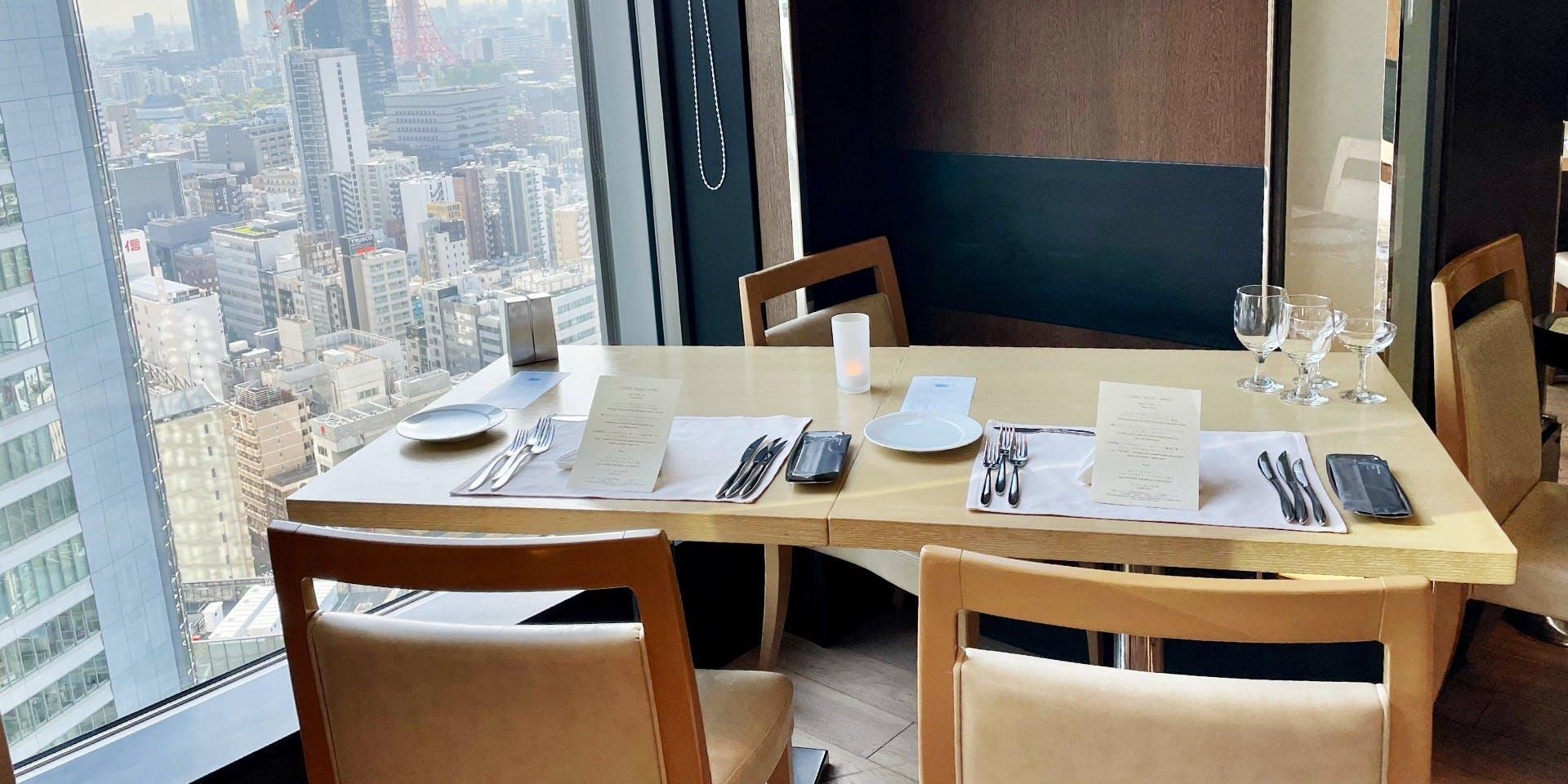 記念日におすすめのレストラン・レストラン ハーモニー/THE BAR/ザ ロイヤルパークホテル アイコニック 東京汐留の写真2