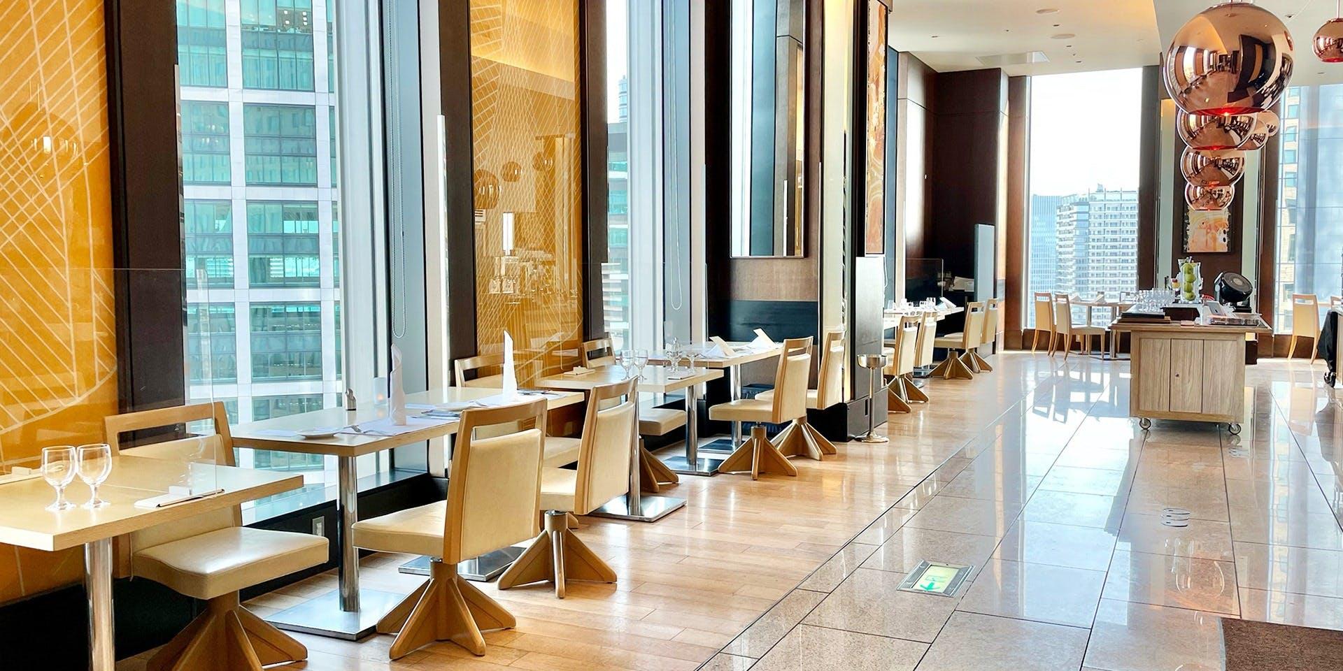 記念日におすすめのレストラン・レストラン ハーモニー/THE BAR/ザ ロイヤルパークホテル アイコニック 東京汐留の写真1