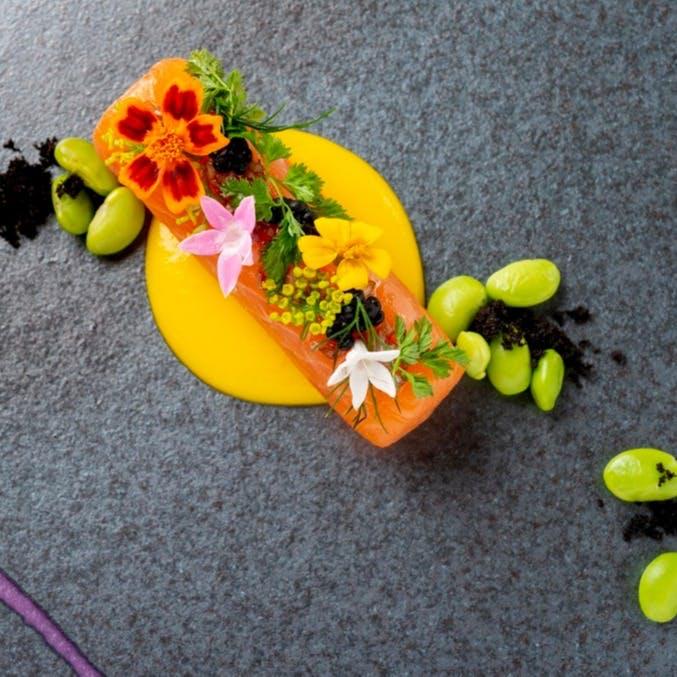 「新鮮な魚介類」と「健康な野菜」料理を追及したフレンチガストロノミ・レストランが誕生